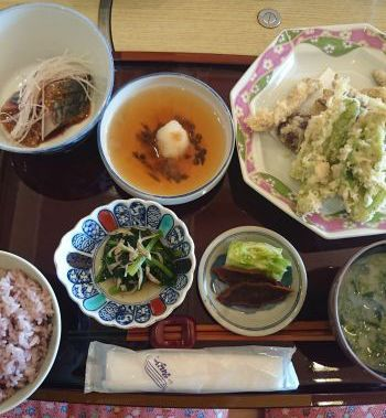 日本料理いのうえ 日替わり