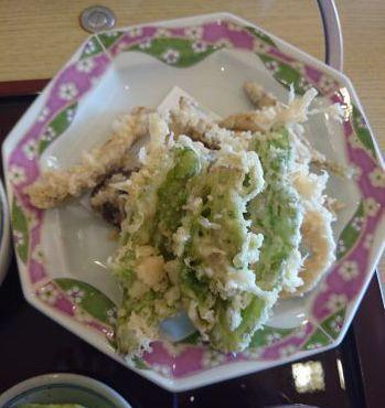 日本料理いのうえ 天ぷら