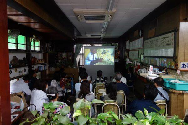 角屋食堂 糸島 映画祭