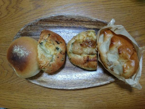 アストレアのパン