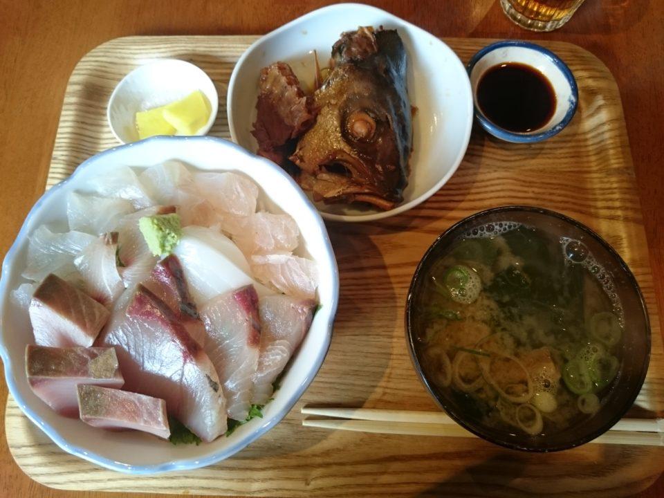海鮮屋台まりも家 海鮮丼