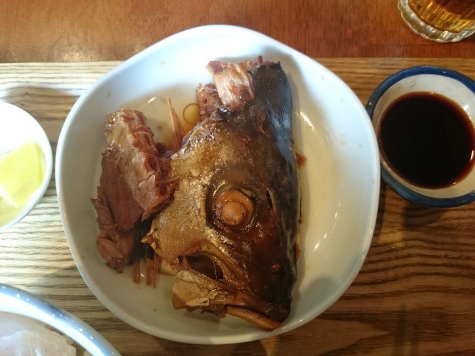 海鮮屋台まりも家 海鮮丼 あら炊き