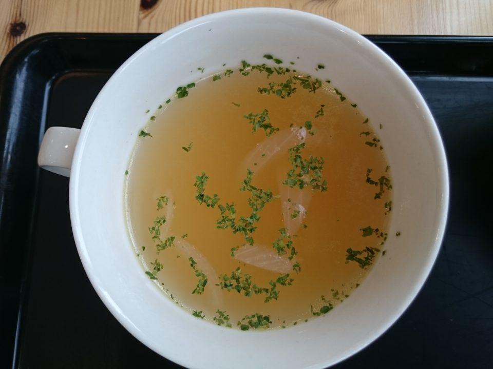 カフェふれんず スープ
