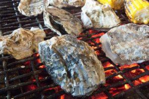 牡蠣小屋 糸島