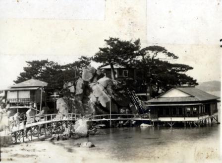 箱島神社 昔
