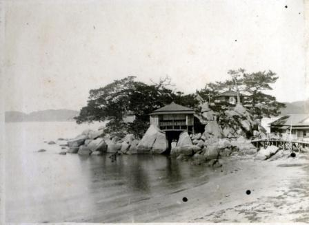 箱島神社 昔2