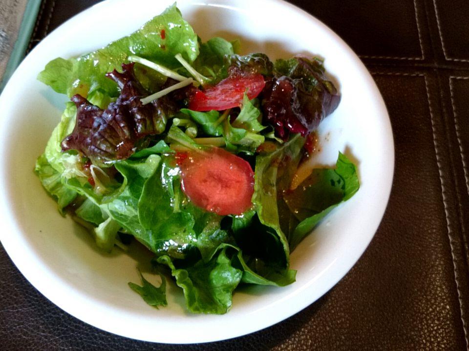 cafeテラス木の風 おまかせランチ サラダ