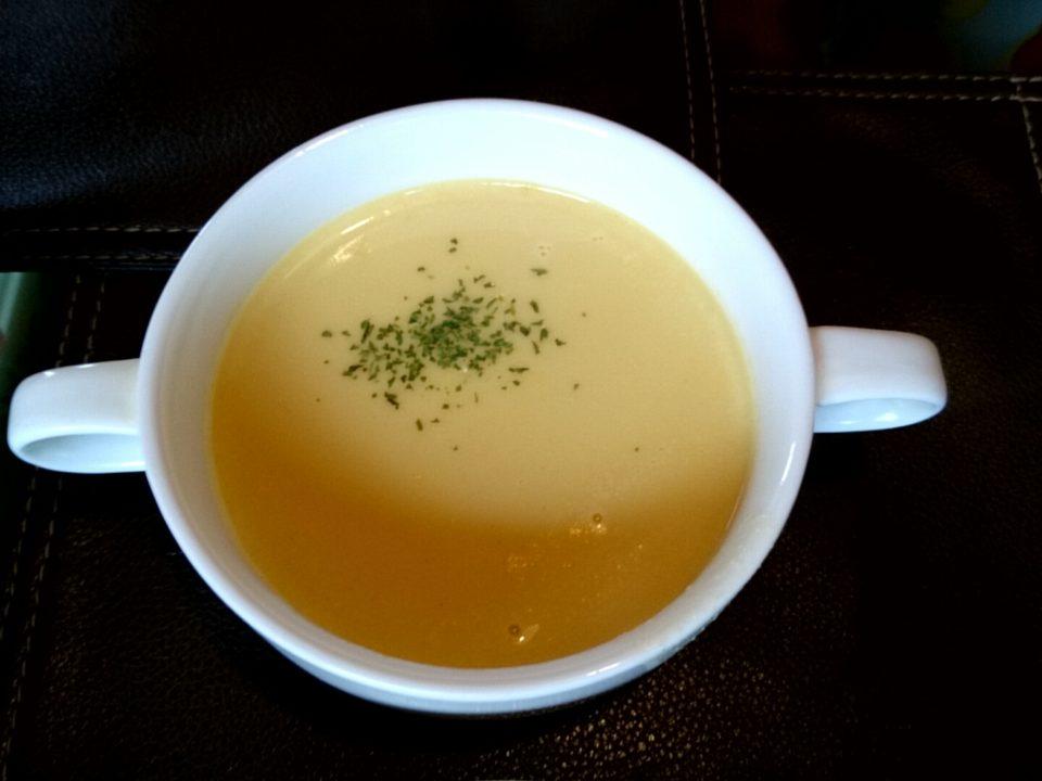cafeテラス木の風 おまかせランチ スープ
