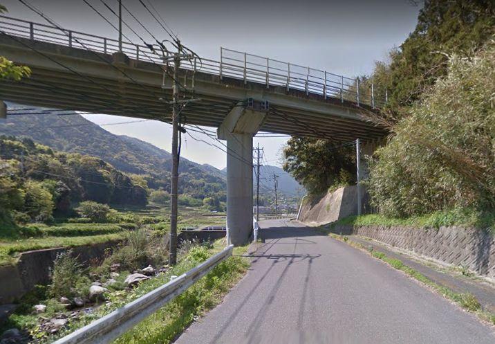 ゆらりんこ橋 今宿バイパス
