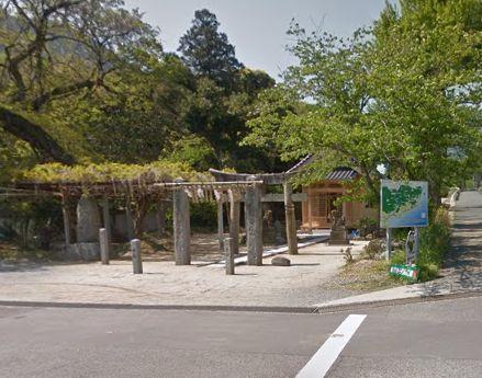 ゆらりんこ橋 神社