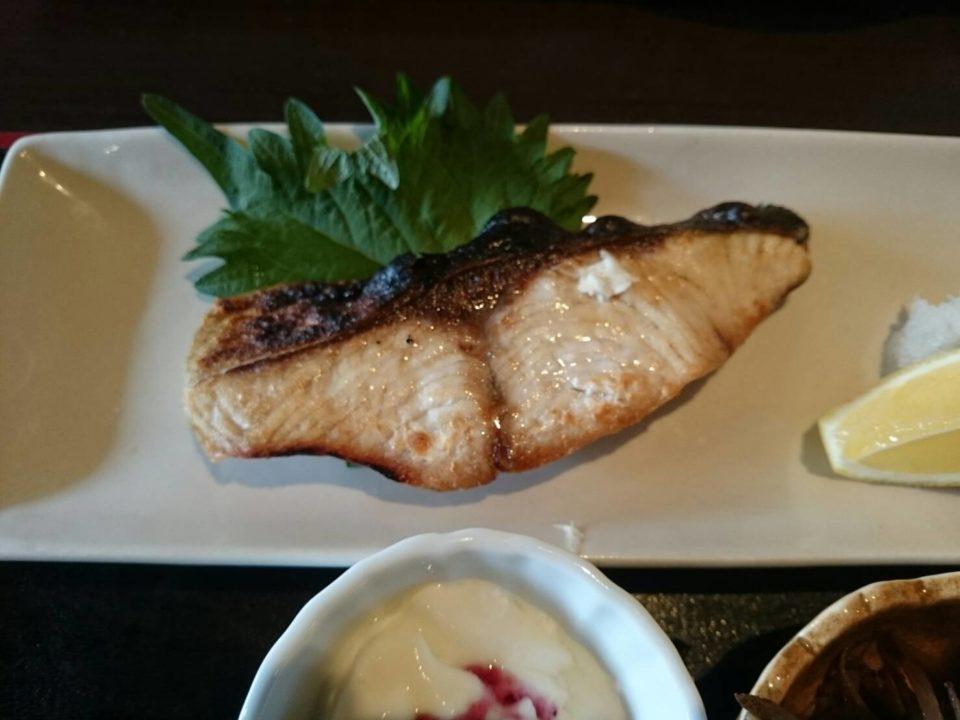 和久 焼魚