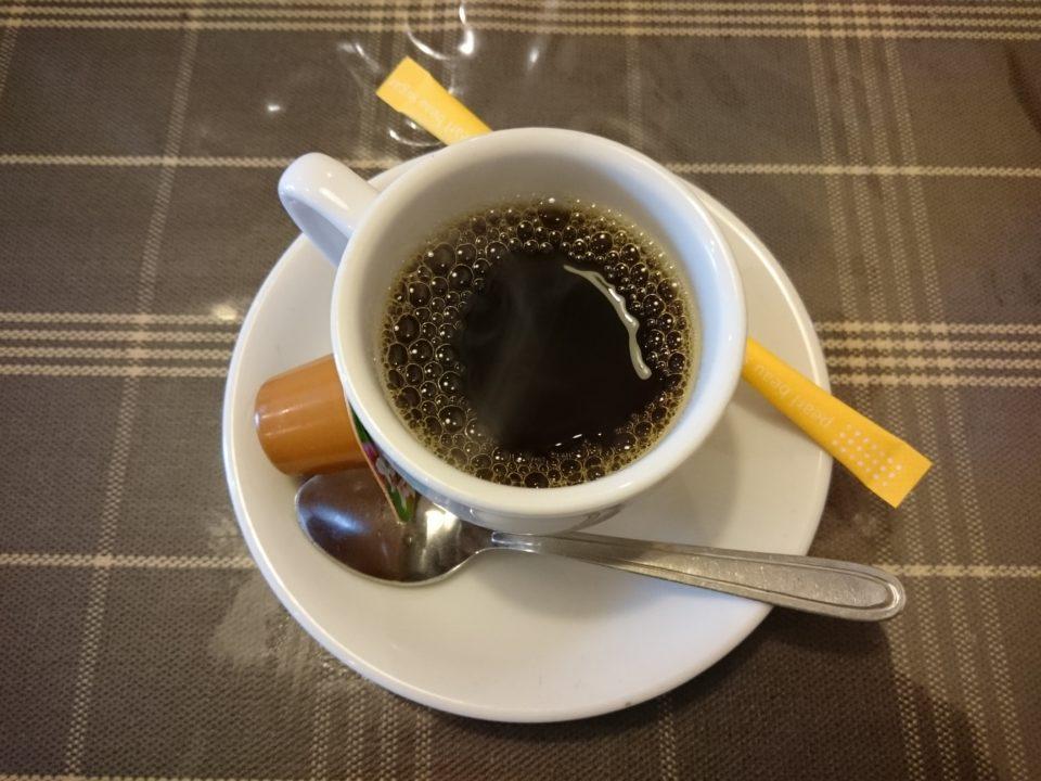 ムッシュさかい コーヒー