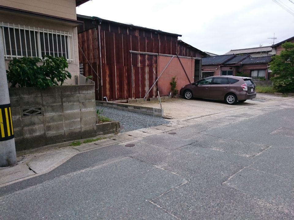 ヒッポー製パン所 駐車場