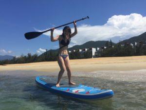 sup Kaoi Surf
