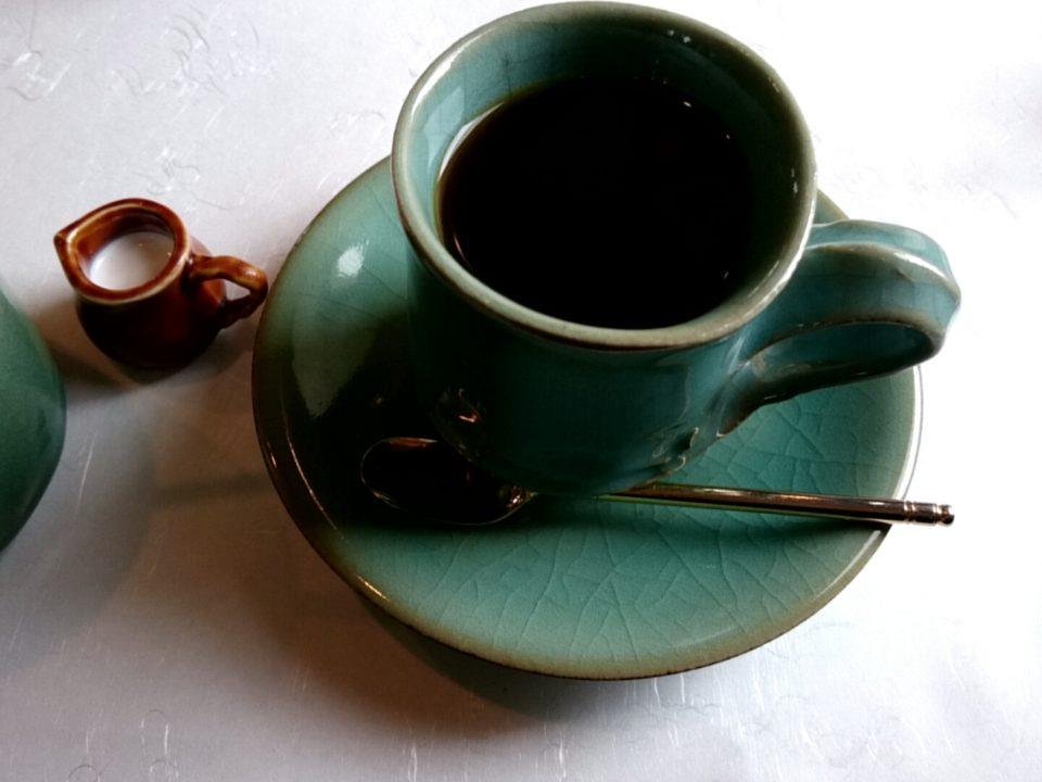 カフェアルカネット コーヒー