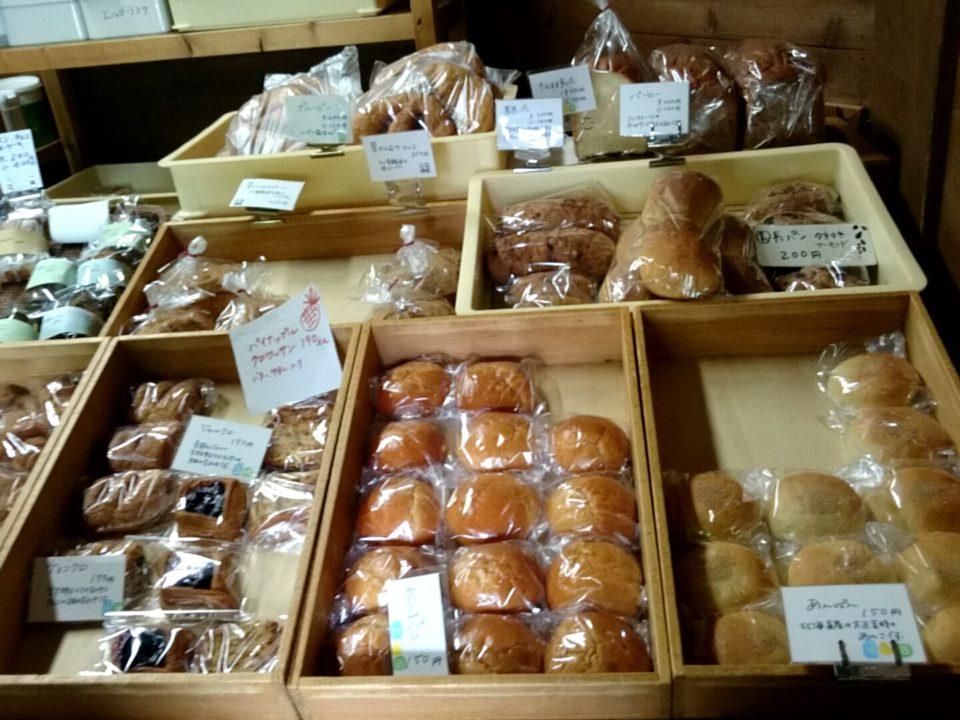 わかさ農園 パンの販売