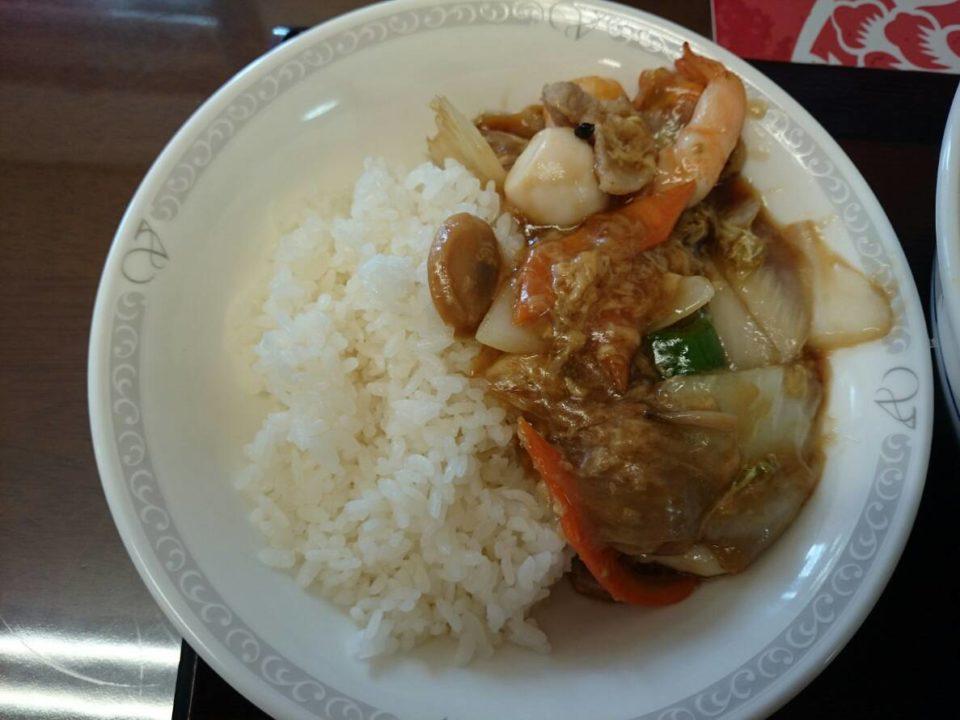 中華食堂劉 中華丼
