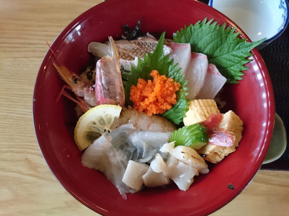 豊丸 海鮮丼