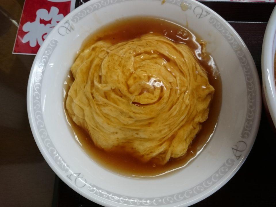 中華食堂劉 天津飯