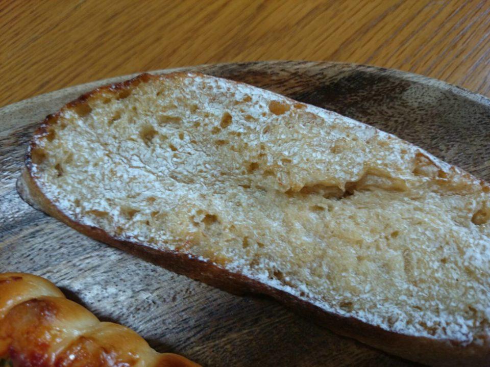 まつぼっくりパン 贅沢フレンチ