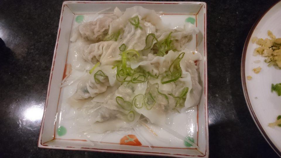 佳佳中華 水餃子