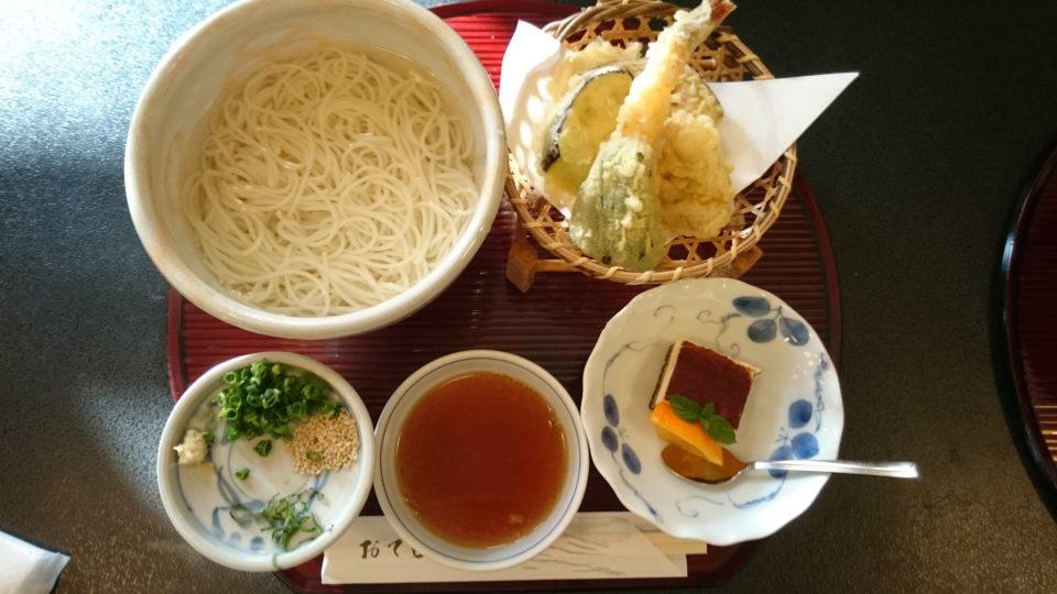 まむしの湯 うどん&天ぷら