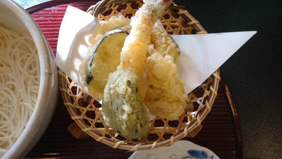 天ぷら まむしの湯