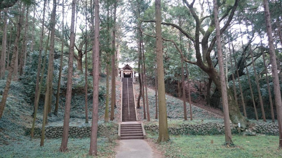 今山 熊野神社
