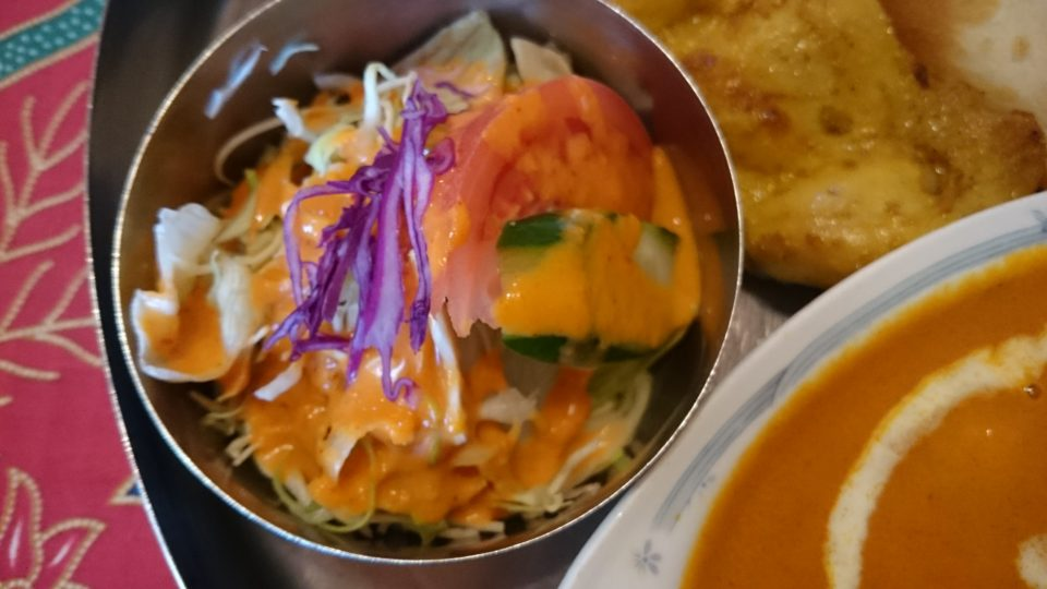 サプナランチ サラダ