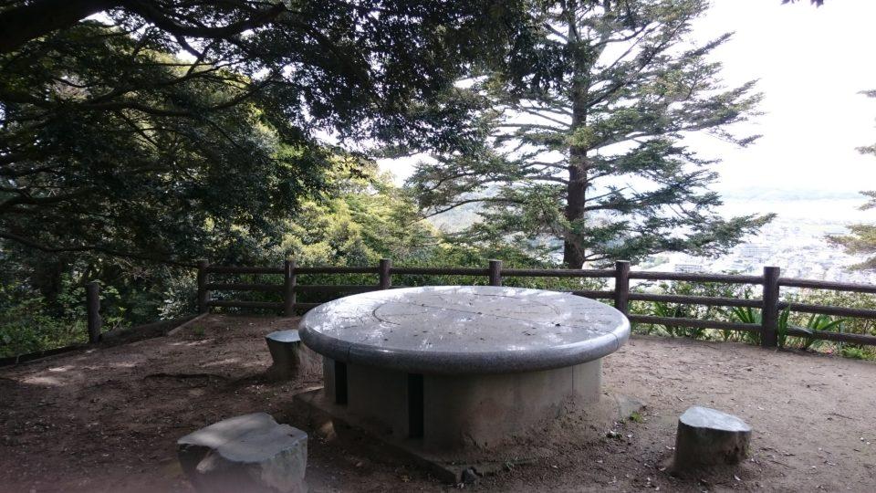 宮地岳 とっぺん広場