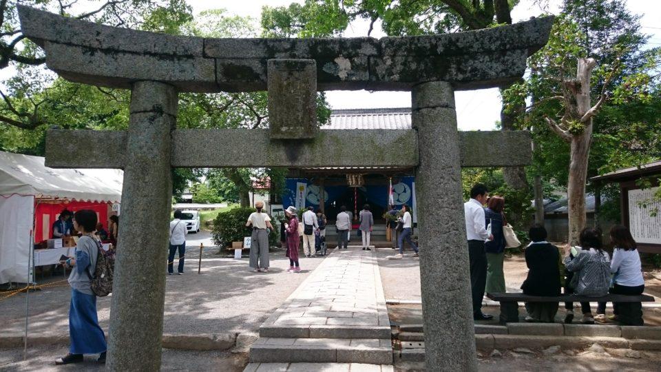 坂本八幡宮(坂本八幡神社)