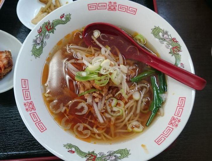 媽媽美食 台湾ラーメン