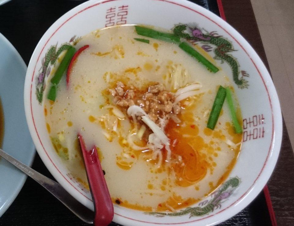 媽媽美食 台湾豚骨ラーメン