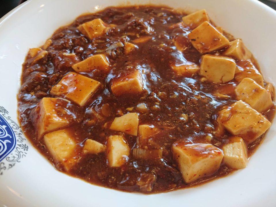 麻婆豆腐 中華香香