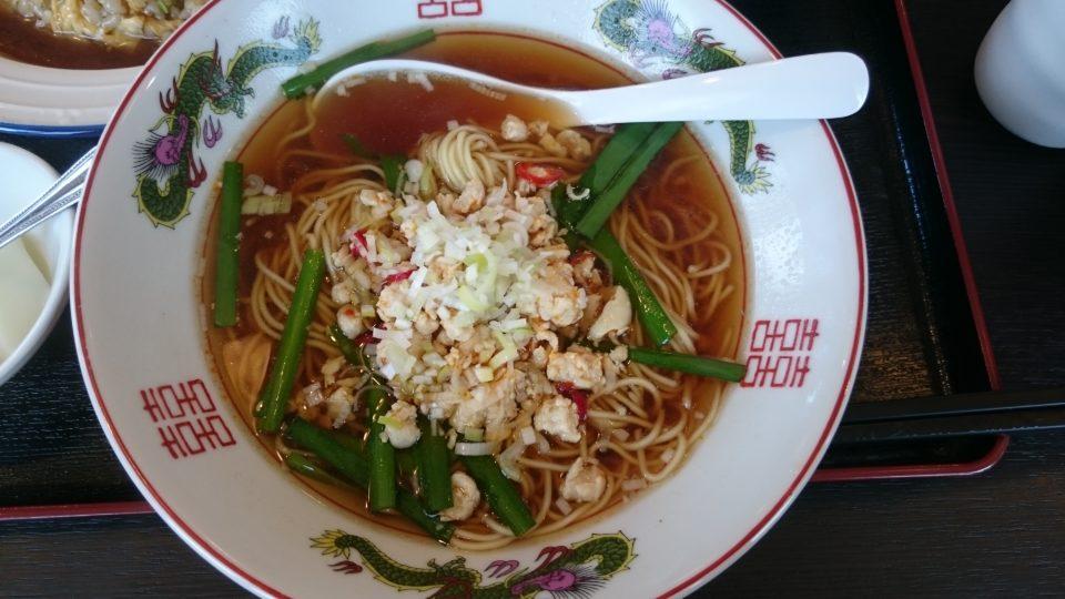 台湾ラーメン 中華香香