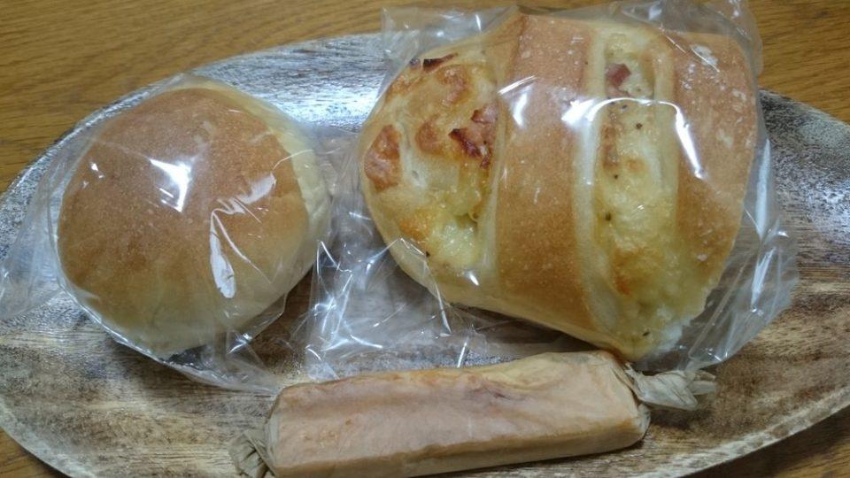 ベーカリーサナ パン