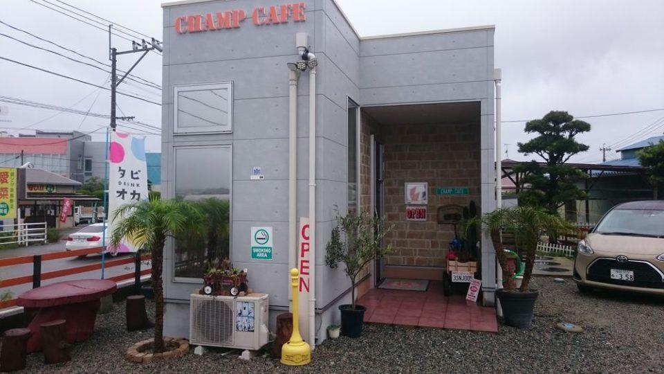 チャンプカフェ糸島 外観