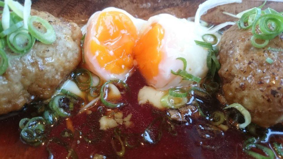 チャンプカフェ糸島 玉子とソース