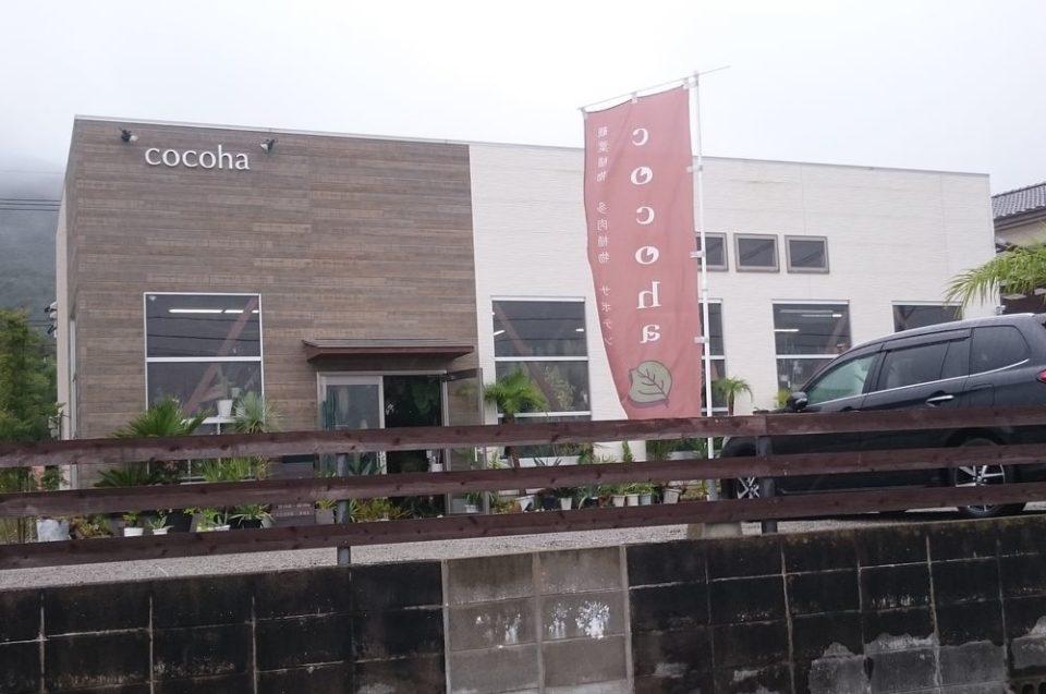 cocoha(ココハ)外観