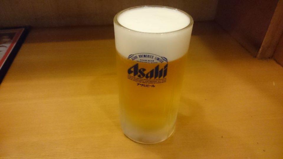 大福うどん居酒屋デイトスアネックス店 ほろよいセット ビール
