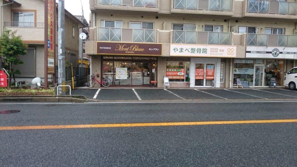 モンブラン福岡 駐車場