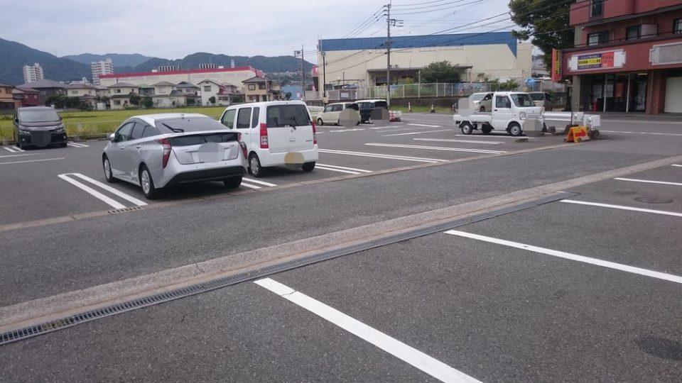 オレンジ市場 駐車場