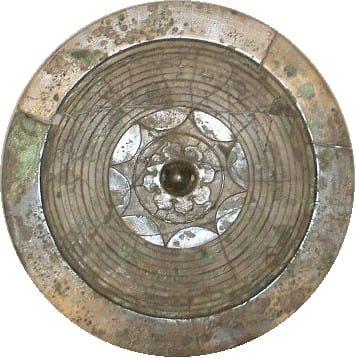 国宝 内行花文鏡