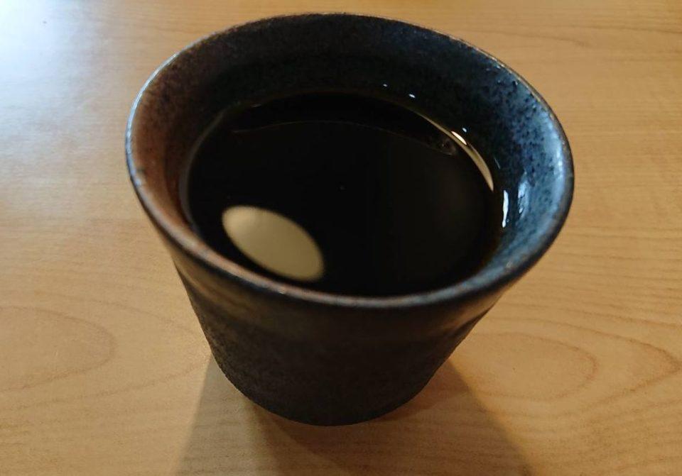 ちゃんぽん玉ねぎ アイスコーヒー