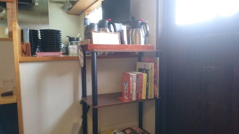 ちゃんぽん玉ねぎ コーヒーサービス