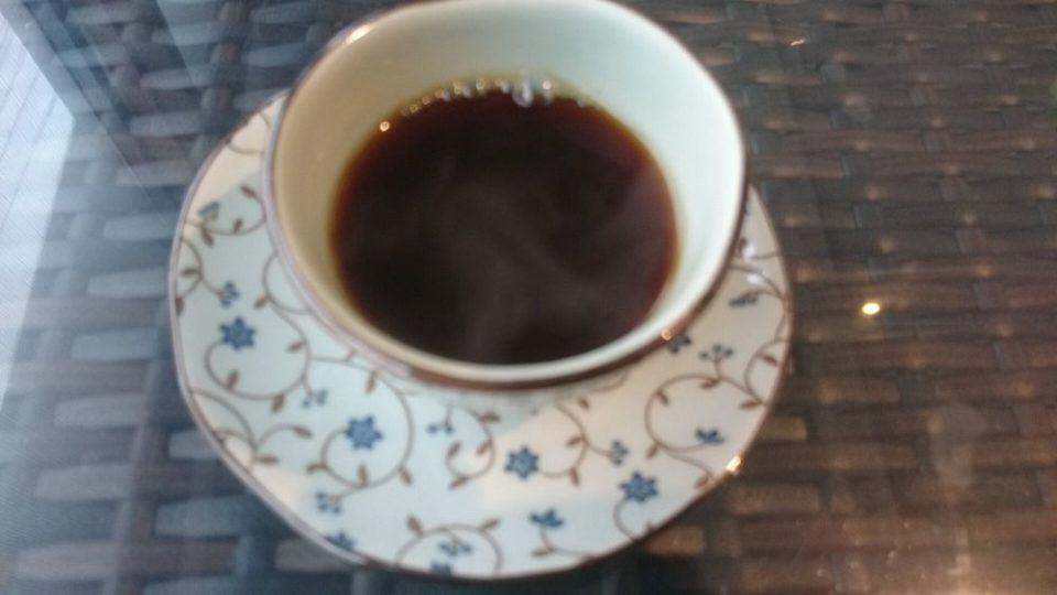 ニ三家食堂 コーヒー
