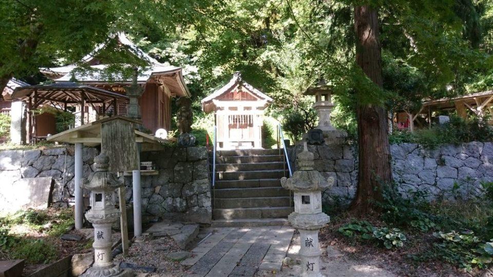 火山 瑠璃光寺