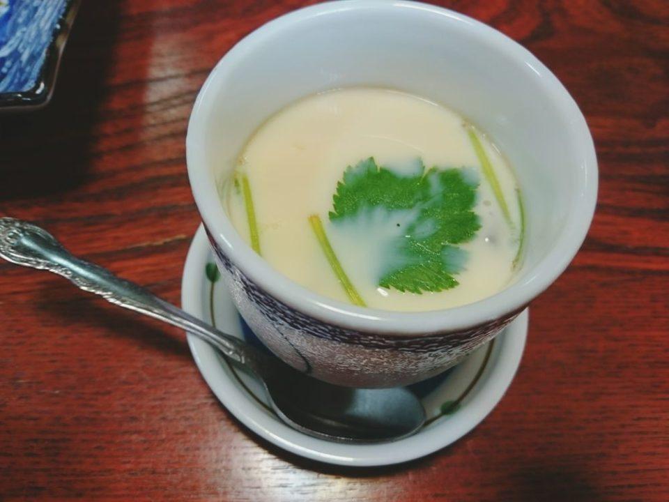 一慶寿司 茶碗蒸し