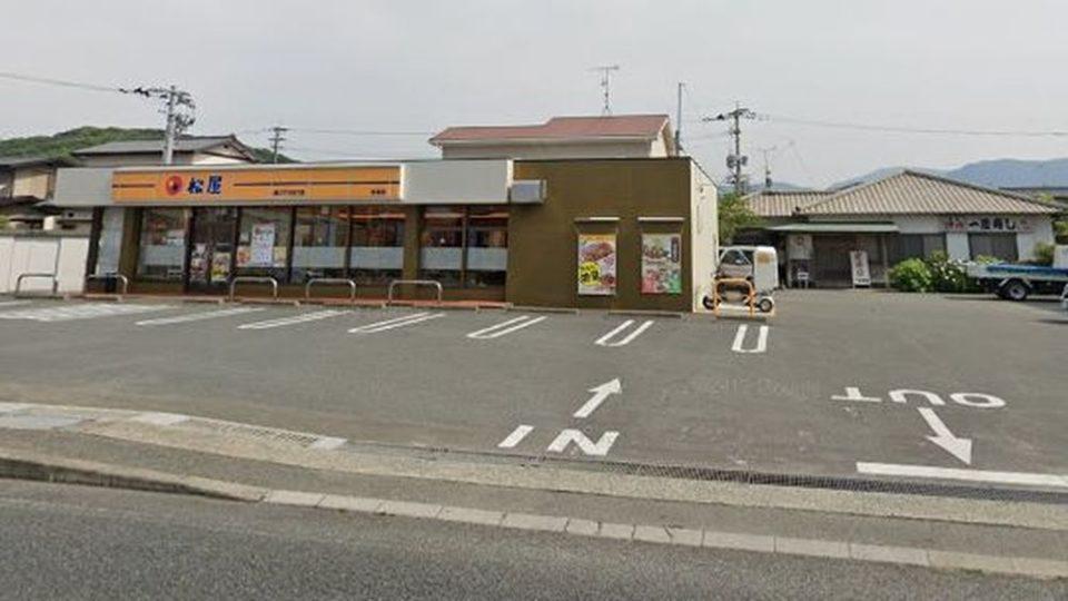 一慶寿司 松屋と同じ敷地