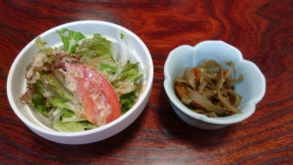 一慶寿司 前菜